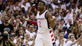 John Wall Is Set To Sign A Mammoth Contract Extension With The Wizards