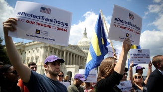 A White House Email Blast Recommends An Article Claiming Transgender People Are Psychologically Unfit To Serve In The Military