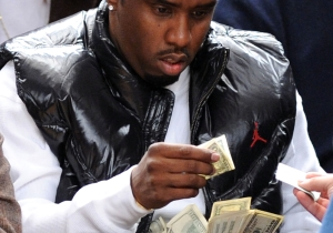 Diddy Finally Reveals What He Was Thinking In That Viral Photo Of Him Looking At Money