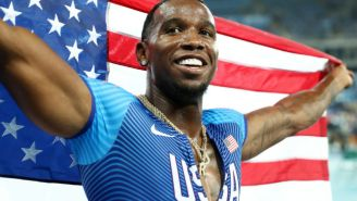 A US Olympian Was Banned After 'Frequent, Passionate' Kissing Made Him Fail A Drug Test
