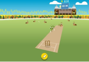 This New Google Doodle Is Adding A Game Of Cricket To Your Work Day