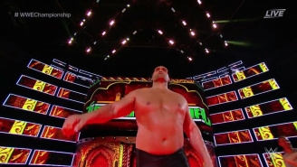 Watch The Great Khali Return To WWE At Battleground, I Mean, If You Want To