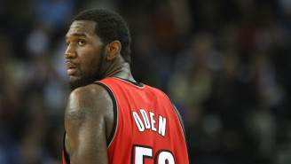 Greg Oden Thinks Orthotics Given To Him By The Blazers Led To His Injury Issues
