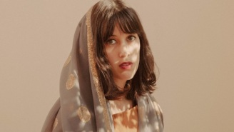 Half Waif's Bruised Synthpop Reaches New Heights On The Benefit Compilation Track 'Cary'