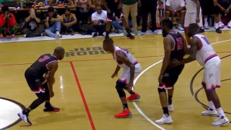 James Harden And Chris Paul Gave Us A Preview Of This Year's Rockets At The Drew League