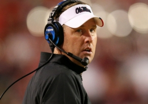 Ole Miss Football Coach Hugh Freeze Has Resigned For Calling An Escort Service From A University-Issued Phone