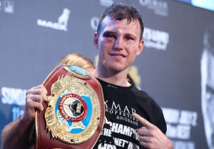 Jeff Horn Called Out Floyd Mayweather After His Shocking Victory And People Can't Seem To Handle It