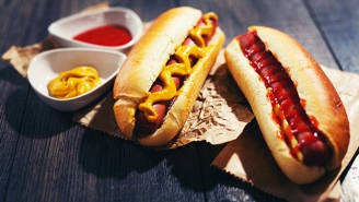 Champion Hot Dog Eater Joey Chestnut Says Hot Dogs Are Not Sandwiches, Finally Ending The Debate