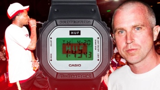 HUF Celebrated 15 Years Of Defining Skate Culture By Releasing An Indestructible Watch
