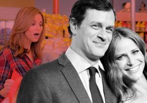 Andrea Savage And Tom Everett Scott On Redefining The TV Married Couple For 'I'm Sorry'