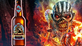 Iron Maiden's Newest Beer Sounds Like Pure Fruity, Spicy Rock N Roll
