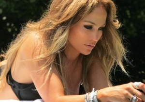 J. Lo's Sizzling Thong Bikini Instagram Sends A Subtle Message