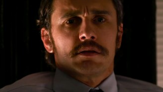 The Trailer For 'The Vault' Has Thieves Fighting Ghosts And James Franco's Mustache