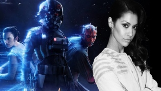 Janina Gavankar On Being The Lead In 'Star Wars Battlefront II'