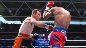 Manny Pacquiao Falls To Virtual Unknown Jeff Horn In A Massively Controversial Upset