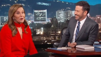 Caitlyn Jenner Gets Her Apology From Jimmy Kimmel For All Those Late Night Jokes