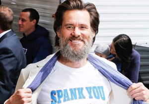 Jim Carrey May Be Becoming The New Hollywood Darling Of The Christian Right