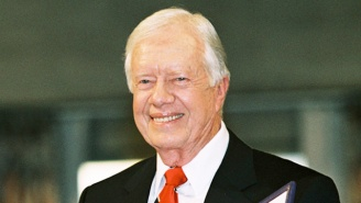 Former President Jimmy Carter Is Under Medical Observation After Collapsing From Dehydration
