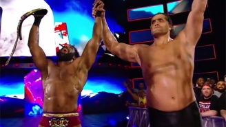 Listen To The Hindi Announce Team Go Nuts For The Great Khali's Return To WWE