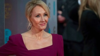 J.K. Rowling Takes The High Road And Apologizes Over A Misinformed Tweet About Trump