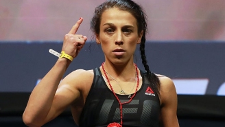 Joanna Jedrzejczyk Is Trying To Replace Amanda Nunes At UFC 213 But The Athletic Commission Won't Let Her