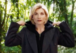 'Doctor Who's Female Doctor Is Bringing Out The Trolls And The Funny Trolling Of Trolls