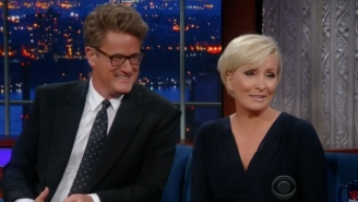 Joe Scarborough And Mika Brzezinski Share Why They Weren't Too Shocked By Trump's 'Bleeding' Tweets