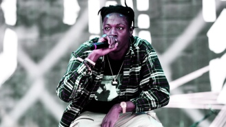 Joey Badass Destroyed Hip-Hop's Generation Gap At The Greek Theatre