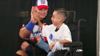 WWE And Mattel Will Release A Special John Cena Action Figure For A Great Cause