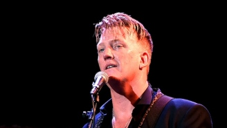 Josh Homme Says Bruno Mars Helped Inspire The New Queens Of The Stone Age Album