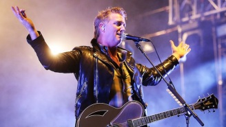 Josh Homme Spots A Rude Fan And Heckles Him Real Good: 'It's Past Your F**ing Bedtime, Son'