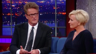 Joe Scarborough Announces He's Leaving The Republican Party To Become An Independent