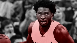 Justise Winslow Picks The Best 'NBA 2K' Player On The Heat, And It Isn't Hassan Whiteside