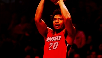 Justise Winslow Is Finally Back And Ready To Be The Face Of The Heat