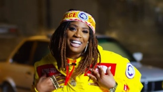 Kamaiyah Is Colorful, Retro And Encouraging In Her Glitchy 'Build You Up' Video