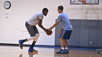 Kevin Durant Explained Why Steve Nash Is His 'Yoda'