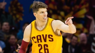 Kyle Korver's New Contract With The Cavs More Than Doubles Their Luxury Tax Bill