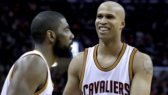 Richard Jefferson Understands Why Kyrie Iriving Wants To Leave The Cavs