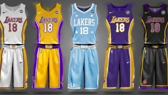A Fan Designed NBA Jerseys So Good That Nike Should Go Ahead And Hire Him