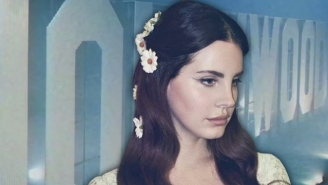 The Ghost Of The Hollywood Sign's Only Suicide Haunts Lana Del Rey's 'Lust For Life'