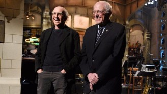 Larry David And Bernie Sanders Are Actually Related, And No This Isn't A Rejected 'SNL' Sketch