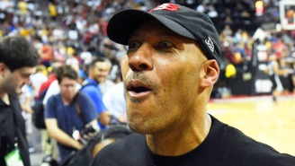 The AAU Referee Organization Ended Its Relationship With Adidas Because Of LaVar Ball