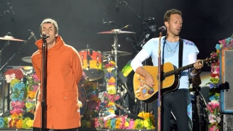 Liam Gallagher Apologizes To Chris Martin For Hurling Insults At Him, But Not To His Own Brother
