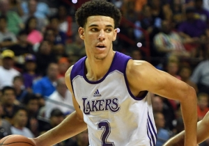 Lonzo Ball Explained What He Learned From Working Out With Steve Nash