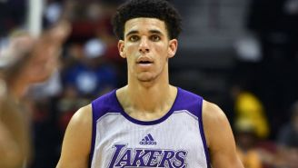 Lonzo Ball Hype Actually Sold Out A Summer League Game Between The Lakers And Celtics