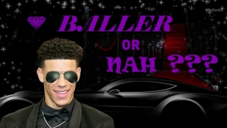 Lonzo Ball Educated 'The Starters' On What's Baller And What's Not