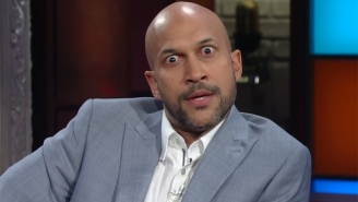 Keegan-Michael Key Brings Back Luther, Obama's Anger Translator, To Vent Some Frustrations About The Trump Administration