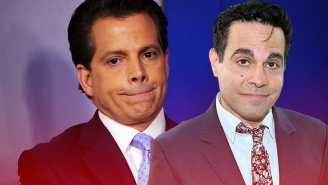 Mario Cantone Will Play White House Communications Director Anthony Scaramucci On 'The President Show'