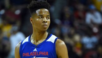 Top NBA Draft Pick Markelle Fultz Is Already Injured And ESPN Made A Fun Graphic For Sixers Fans