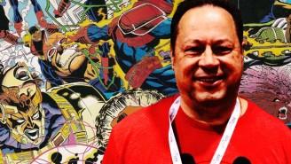 Marvel Creative Exec Joe Quesada Talks Diversity And Putting The Story First
